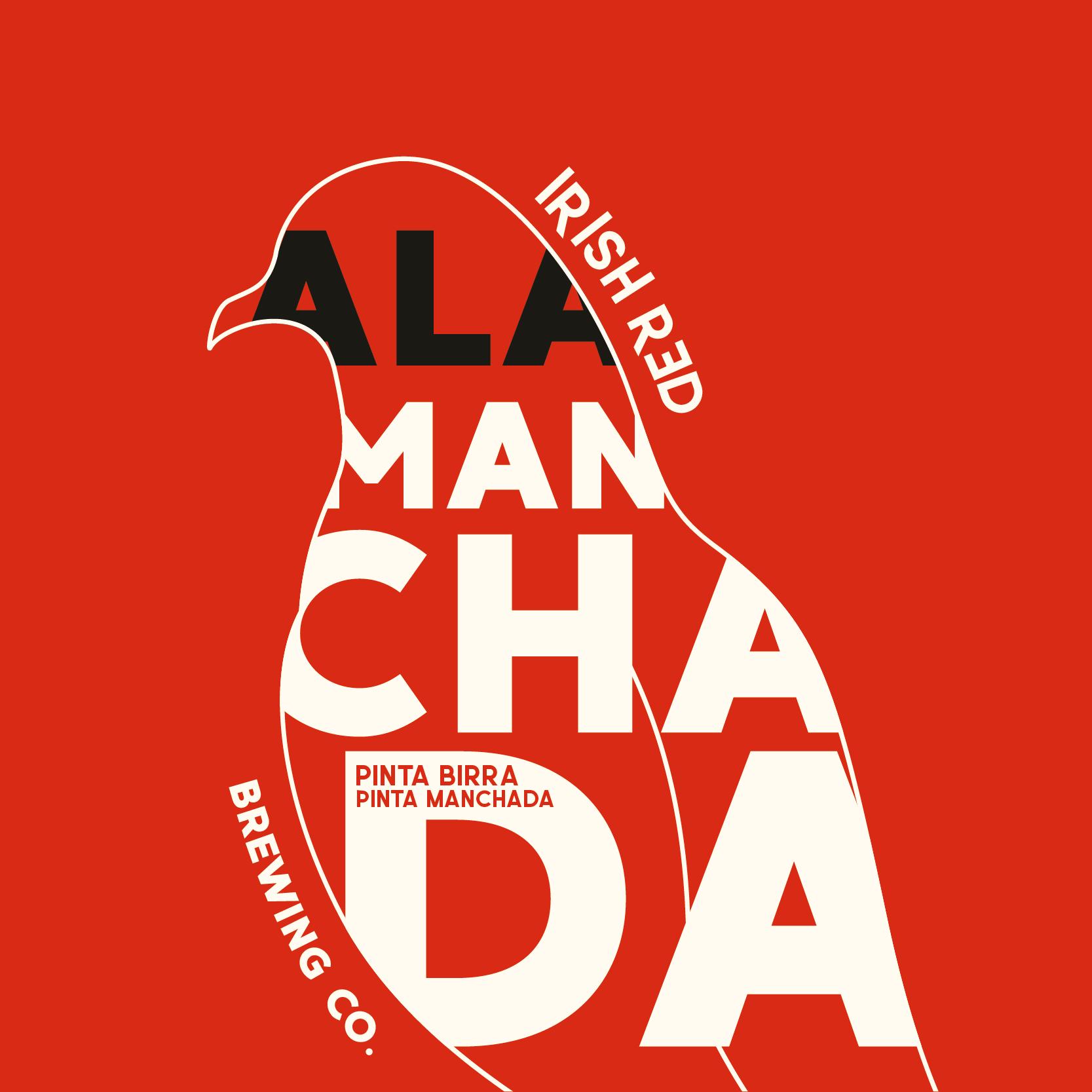 Propuesta Rediseño Isologotipo para Ala Manchada