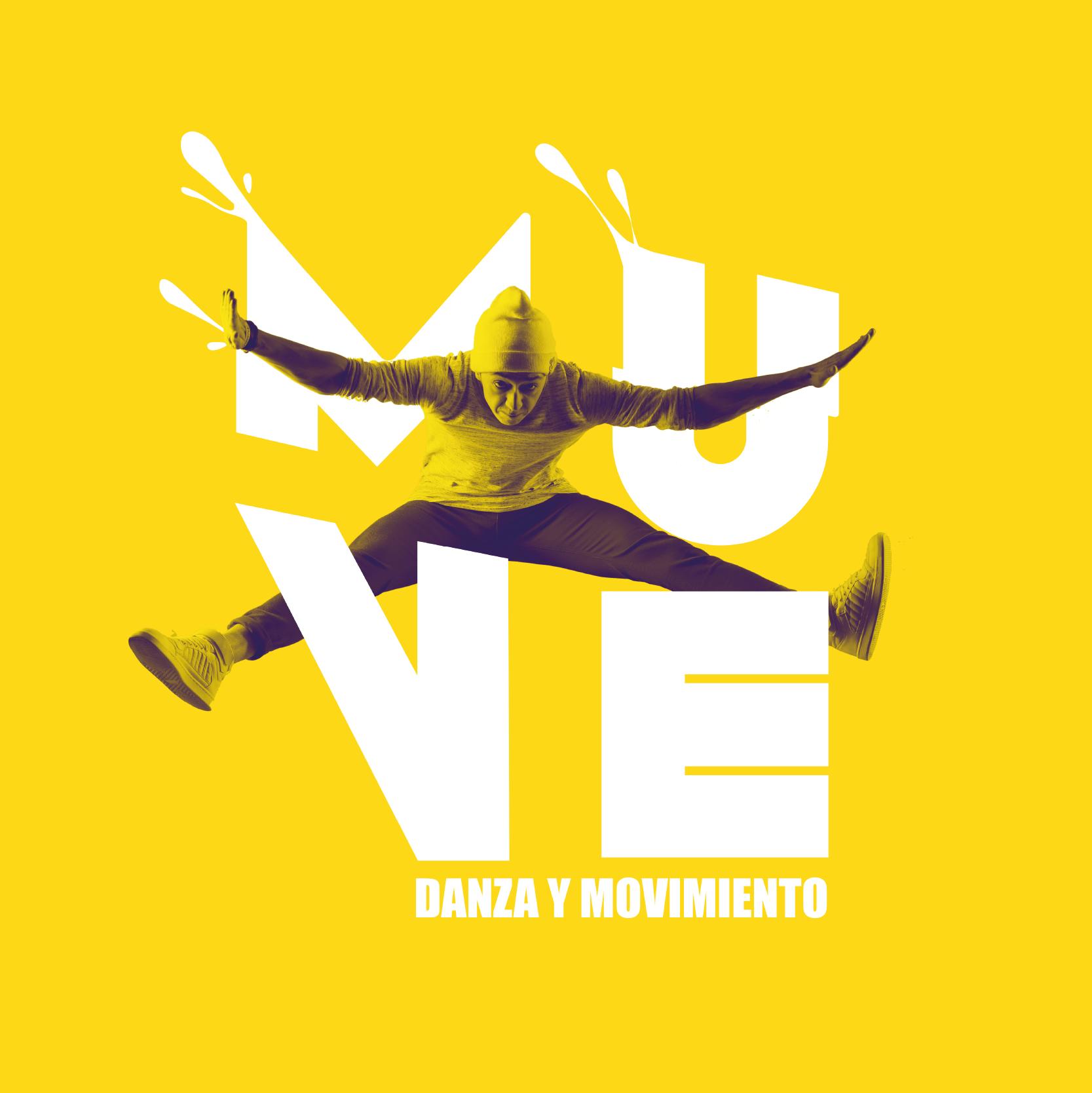Diseño Logotipo para Muve