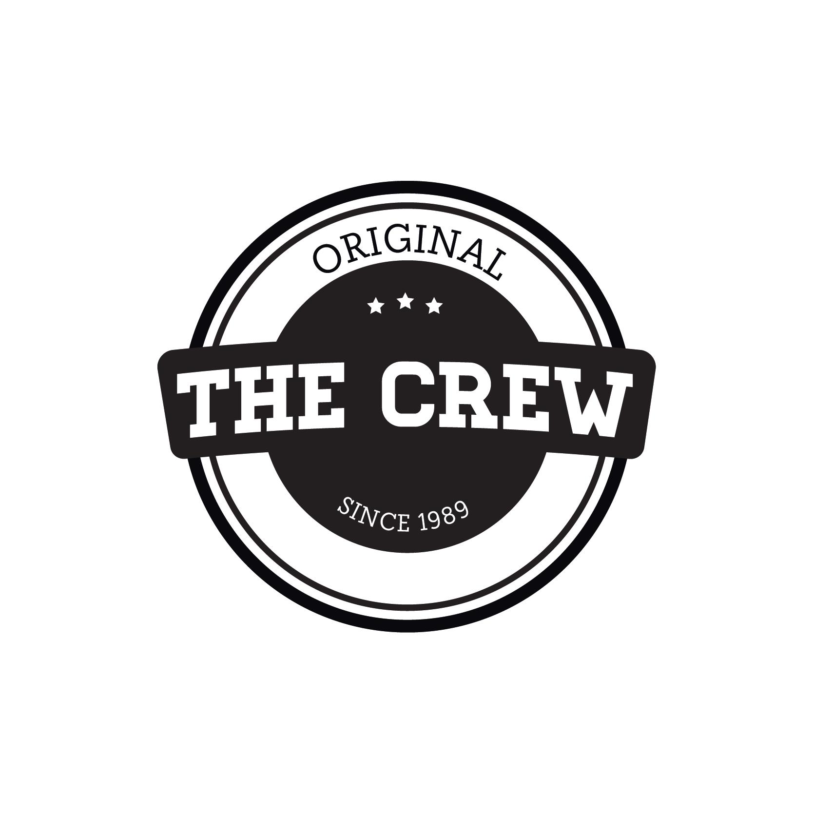 Diseño Logotipo para The Crew